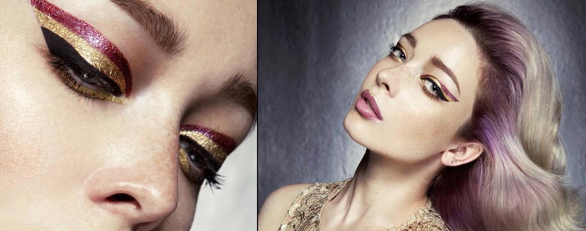 Slojeviti eyeliner